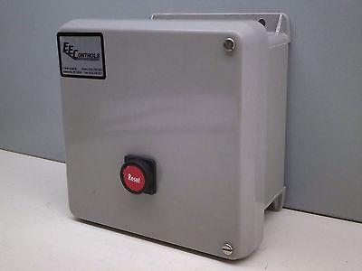 Eec Vynckier Vj Non-metallic Enclosure Reset Button 6x6x4 Type 4 4x 6 12 13