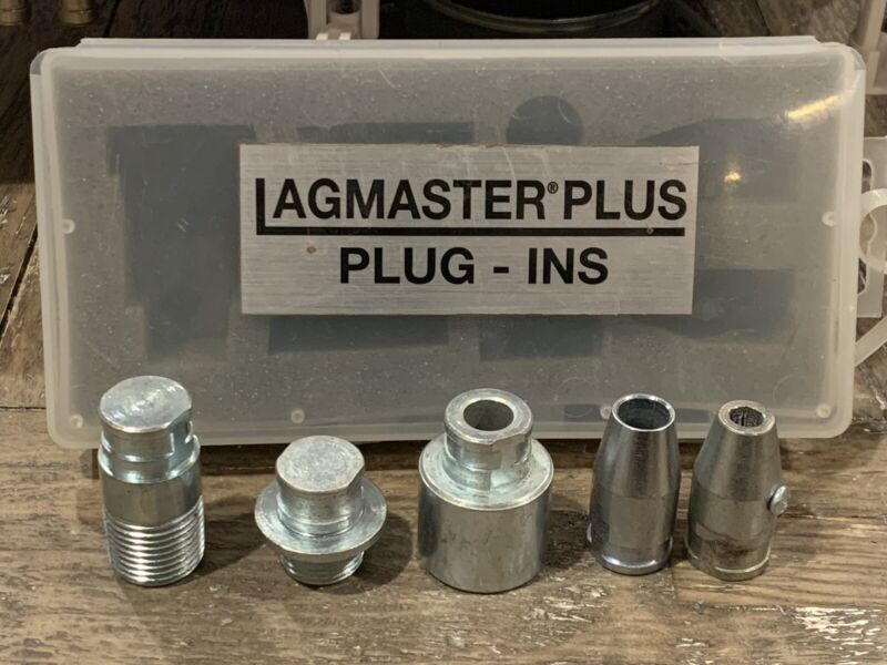 Lagmaster Plus Plug-ins in Case