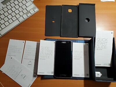 Samsung Galaxy S7 Edge G935F 32 GB Black Unlocked