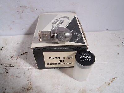 Monarch Oil Burner Nozzle 2.00 X 90 Ar Special Solid Cone New Nos Fuel Furnace