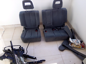 Suzuki Grand Vitara Backseats for free Kellyville The Hills District Preview