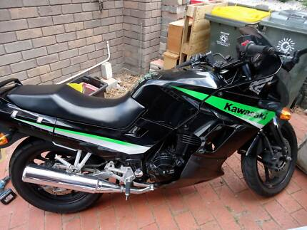 KAWASAKI GPX Rosetta Glenorchy Area Preview