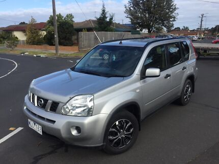 2008 Nissan x-trail ST automatic reg+Rwc $$8000 Coolaroo Hume Area Preview