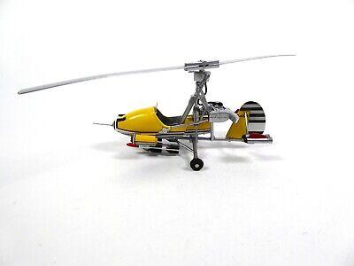 Little Nellie Helicopter James Bond 007 -1:43 Diecast Model Car G1