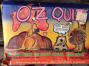 OZ QUIZ GAME (BRAND NEW) Kardinya Melville Area Preview
