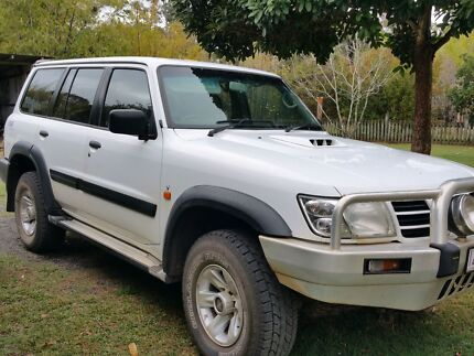 2003 Nissan Patrol ST GUII,  4x4 (7seat) Burrum Town Fraser Coast Preview