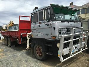 GREAT FARM TRUCK OR GET BACK ON THE ROAD. Derwent Park Glenorchy Area Preview
