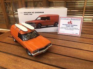 1/18 AutoArt Holden HZ Sandman Valencia Orange Diecast Model Car