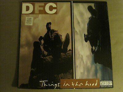 DFC THINGS IN THA HOOD LP ORIG '94 ASSAULT BIG BEAT RARE GANGSTA RAP G-FUNK NM- for sale  Shipping to Canada