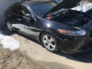 2009 Acura TSX for parts only