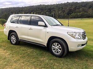 Toyota Landcruiser Sahara Mulgrave Hawkesbury Area Preview