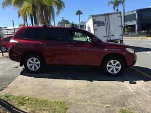 2007 TOYOTA KLUGER KX-R, rego, rwc, Automatic, 7 seater, clean car!! Nerang Gold Coast West Preview