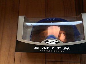 Smith Classic Series Goggles