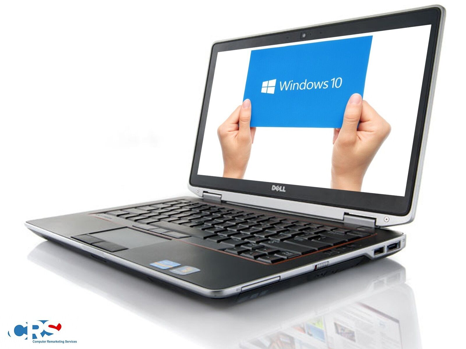 Laptop Windows - Dell Laptop i5 Dual Core 2.6GHz 320GB HDD 4GB hdmi Computer Windows 10 64bit