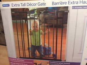 First Years Extra Tall Décor Baby Gate