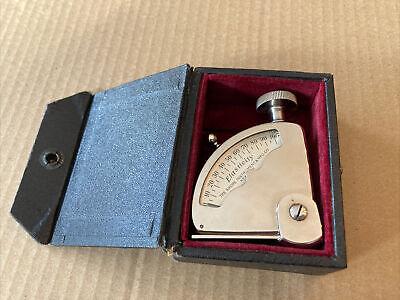 Shore Instrument Durometer Elasticity 0-100 Vintage Jamaica New York Usa