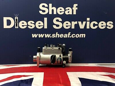 Massey Ferguson 135150240244302 More-diesel Injection Pump - New Outright