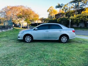 Toyota Corolla Ascent 2009 Holland Park West Brisbane South West Preview