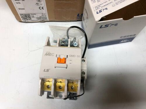 GMD-50  LG Meta-Mec LS Metasol Contactor 50 amp, 24vDC