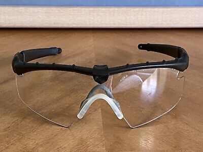 """Oakley SI M Frame 2.0 with Clear Lens """"As Is"""""""
