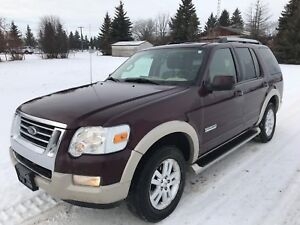 2006 Ford explorer Eddie Bauer edition