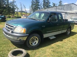 1997 Ford F150 rolling chassis. No rust