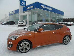 Hyundai Veloster Coupé 3 portes, boîte manuelle Turbo