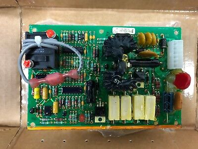 Lincoln L8484-3 Control Pc Board Assembly For Lincoln Engine Drive Welders
