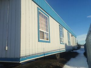60'x12' office trailer