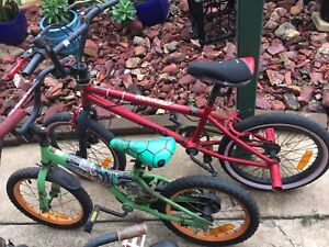 Kids bicycle all sorts