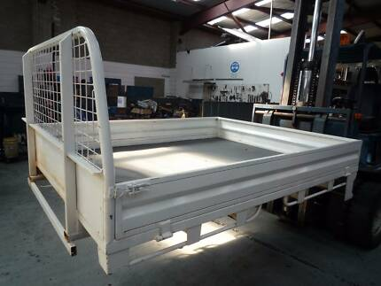 Steel Tray for Single-Cab Ute