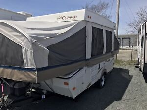 2008 coachman clipper 1070st