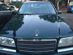 '98 Mercedes 4 Door Sedan Marrickville Marrickville Area Preview