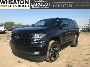 2018 Chevrolet Tahoe LT - Luxury Package, RST Edition