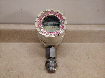 Used Cameron Nuflo Mc-ll Plusexp Flow Analyzer Electronics For Turbine Flowmeter