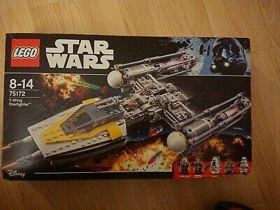 LEGO STAR WARS: 75172 Y-WING STARFIGHTER SEALED