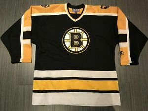 Starter Boston Bruins hockey jersey ec215b269