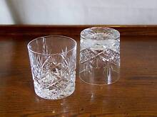 2 Whiskey Glasses in perfect condition. Cranbourne South Casey Area Preview