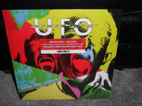 UFO  - Mother Mary / The Kid