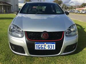 2008 Volkswagen Golf GTI 6 speed Manual