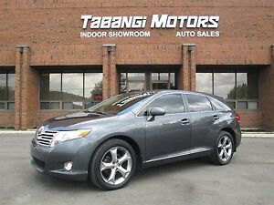 2010 Toyota Venza LEATHER AWD REMOTE STARTER!