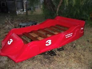 FIBERGLASS CAR BED Warwick Southern Downs Preview