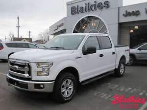 2015 Ford F-150 XLT   4X4   ONE OWNER   LOW KM  