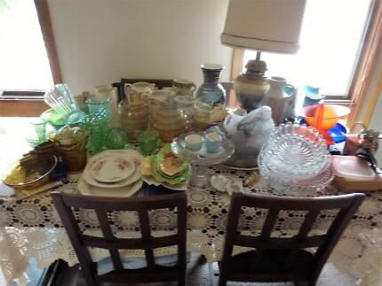 GARAGE and CLEARANCE SALE