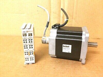 Beckhoff Stepper Motor As1060-1120 Terminal Kl2541 W Incremental Encoder