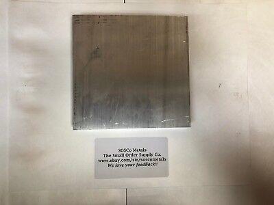 34 X 6 X 6 Aluminum Flat Bar Solid 6061 T6511 Plate New Mill Stock .75x 6.0