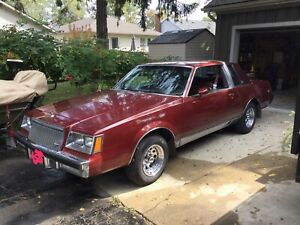 1983 Buick Regal Limited