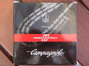 Campagnolo Record / Super Record Ultra Narrow 11 Speed Chain