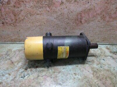 Fanuc Dc Servo Motor Model 5w A06b-0642-b012 M-287857 Ikegai Fx25 Ii Cnc Lathe
