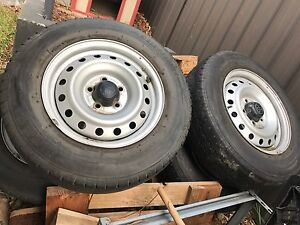 Toyota hilux workmate wheels Kings Langley Blacktown Area Preview